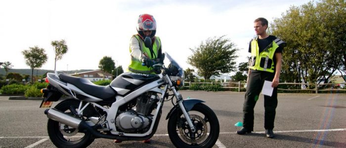 What to take with you to a motorcycle training?