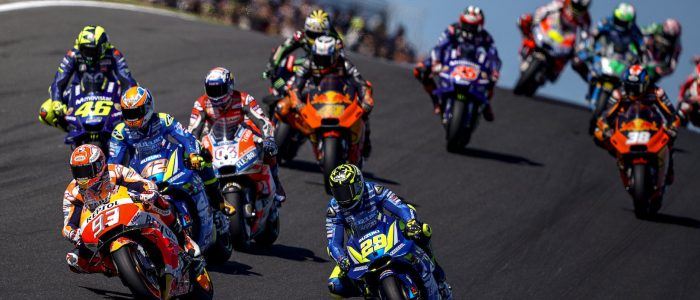 Motorsport The history of the ring and the birth of MotoGP