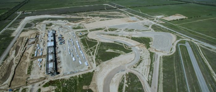 Sokol Racetrack: The construction of the Kazakhstani race track in its final stages. Overview of the new track for MotoGP