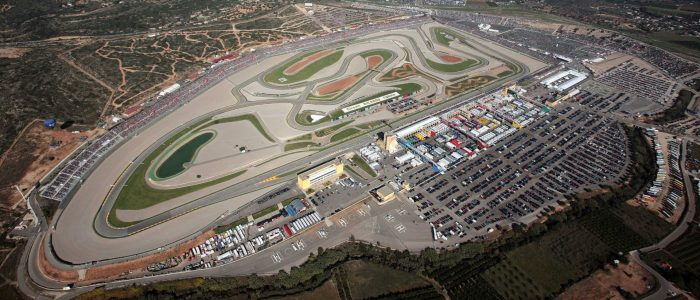 Ricardo Tormo race track, Valencia. Plan, specifications, track days