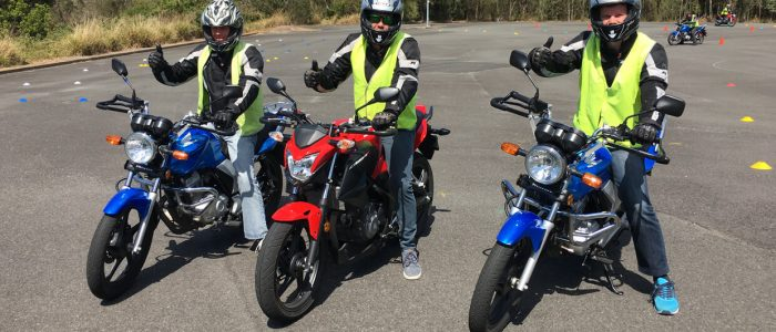 How to learn to ride a motorcycle on your own?